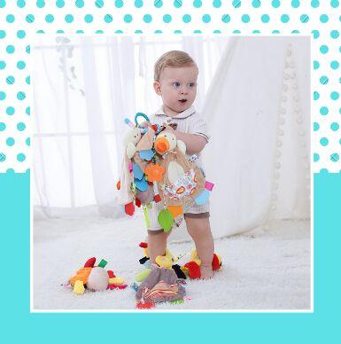 Беби шоп. Товары для детей с рождения — Мягкие подвесные и ручные погремушки — Погремушки