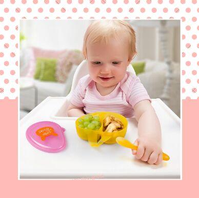 Беби шоп. Товары для детей с рождения — Посуда для введения первого прикорма, нагрудники — Все для кормления