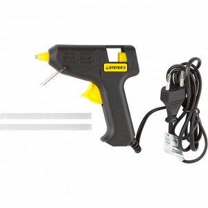 Пистолет STAYER клеевой (термоклеящий) электрический