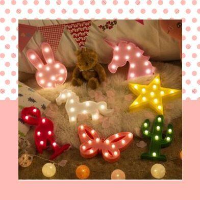 Беби шоп. Товары для детей с рождения. Пополнение — Любимые ночники для интерьера в детскую — Освещение
