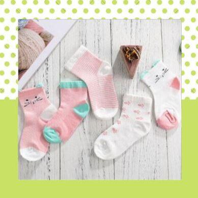 Беби шоп. Товары для детей с рождения — Наборы носочков для малышей! Новинки! — Носки и колготки