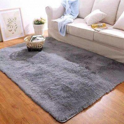 Мягенькие коврики для дома. — Коврик меховой — Коврики