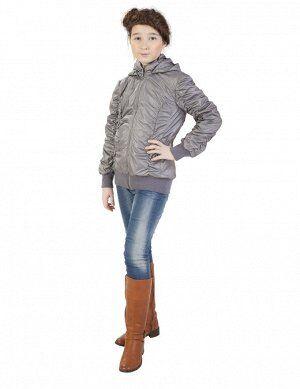 Куртка ветрозащитная  для девочки
