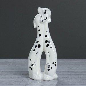 "Сувенир ""Свидание собак"" 19 см. микс"