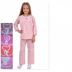 Капелька пижама для девочки