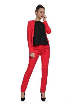 #90990 Жакет (FANTOSH) Красный