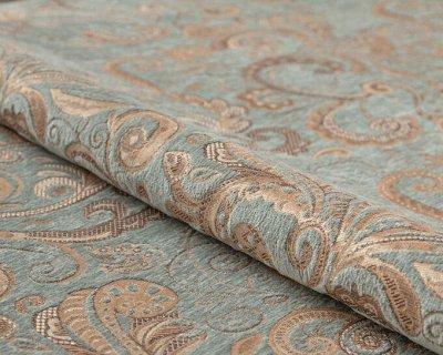Обивка №10🛋 Ткани мебельные / Кожзам/Ковры/Подушки. [ARBEN] — Ткань Мебельная MERCAN (шенилл) + однотон — Ткани
