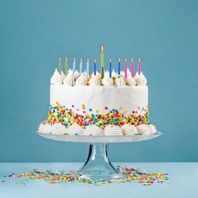 Всем ремня! Женские, детские ремни и подтяжки — Свечи для торта — Свечи для торта