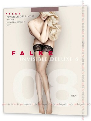 FALKE, art. 41560 INVISIBLE DELUXE 8 stay-up