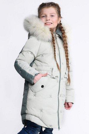 Детская зимняя куртка размер 128134