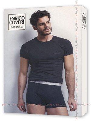 ENRICO COVERI, EC1663 uomo coord. boxer - t-shirt