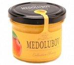 Крем-мёд Медолюбов с манго 125мл
