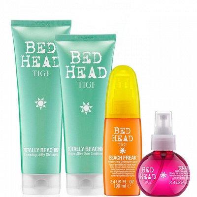 Ti*Gi (UK) люкс для волос. Обвал цен! — Уход и укладка для лета/Totall Beachin Bed Head — Масла