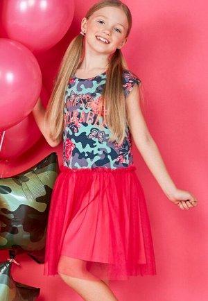 Платье новое для принцессы 128 см