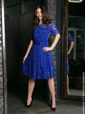 Платье с гипюром. Sorry Queen! Распродажа