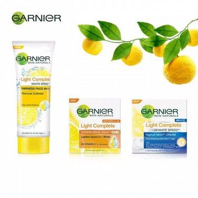 Удаление любых неприятных запахов ! — GARNIER SKIN NATURALS - тоники, гели, крема — Кремы для тела, рук и ног
