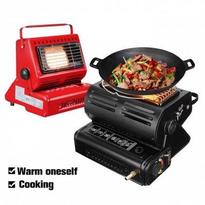 Товары для дома и кухни — Газовый обогреватель — Обогреватели и тепловентиляторы