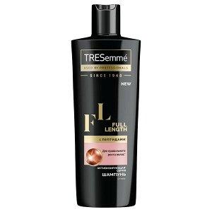 Шампунь TRESEMME 400мл FULL LENGTH Д/длины волос