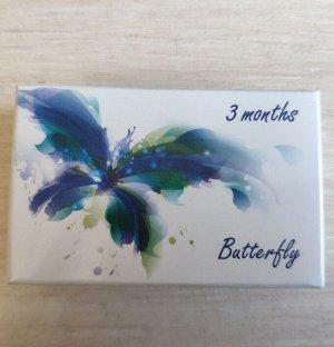 Перекрывающие цветные контактные линзы Офтальмикс Butterfly (3-тоновые) (2 линзы)