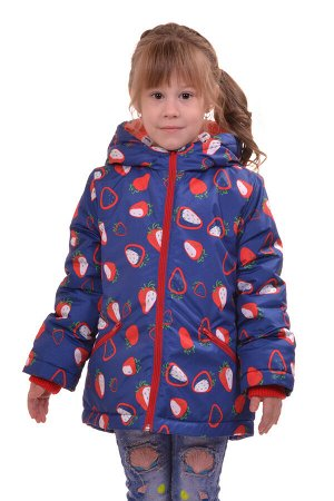 Куртка демисезонная для девочки, синтепон 200 гр.