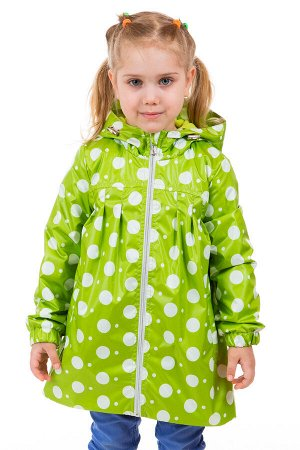 Плащ Цвет: Зеленый Материал: Плащевка