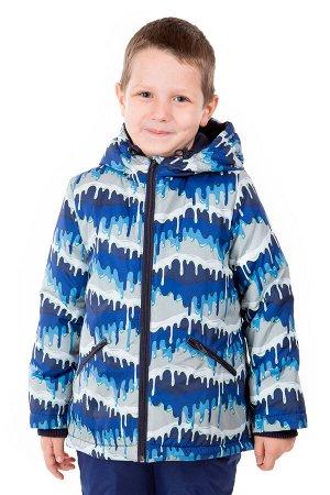 Куртка демисезонная для мальчика (синтепон 200)