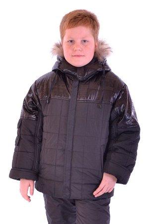 Куртка зимняя для мальчика, синтепон 300 гр.