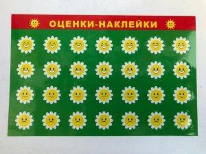 07.137.00 Наклейка Ромашки...