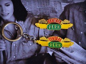 Central Perk сериал Друзья