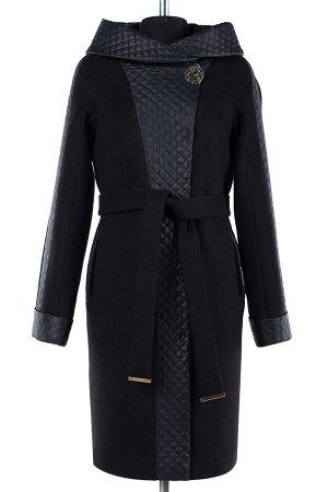 """Пальто женское демисезонное (пояс) """"Amalgama"""""""