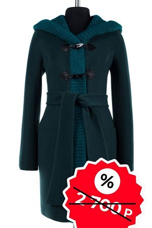 Пальто женское демисезонное (пояс) SALE