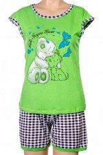 Пижама женская 5077 размер 2XL