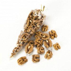 Грецкие орехи очищенные половинки 150 гр.