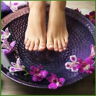 Получили ванночки-желе для ног! — Ванночка-желе для ног — Средства для маникюра и педикюра