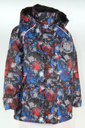 Куртка демисезонная подростковая модель Сильвер Мембрана