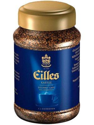 Растворимый кофе Eilles Gourmet Kaffee 100гр (стеклянная банка)