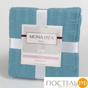 520403/6 Плед 'Monet' 140*180 Mona Liza Classic голубой