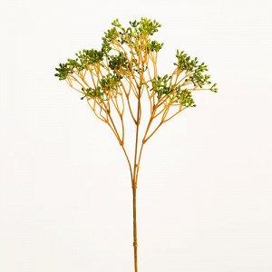 Ветка цветная.Искусственные растения