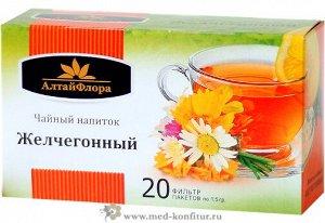 Чайный напиток Желчегонный