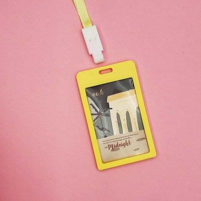 (20118)Подарки от единорога-20 — Держатели для карт — Обложки для документов