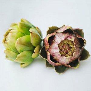 Артишок. Искусственные растения