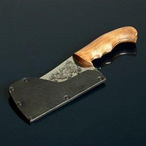 """Шашлычный набор """"Казбек"""" кейс, шампуры, два ножа, мангал"""