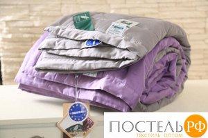 Одеяло Flaum FARBE 200 х 220 легкое (фиолет)