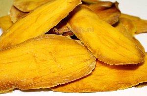 Манго сушеное без сахара 500 г. Акция