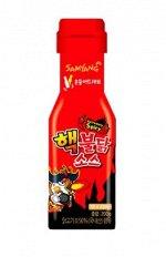 "Соус со вкусом курицы очень острый ""Extremely spicy hot chicken flavor sauce"" 200г"