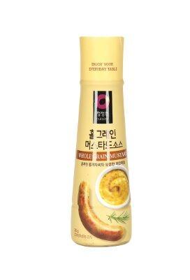 """Соус """"Whole Grain Mustard sauce"""" (горчичный) 320 г"""