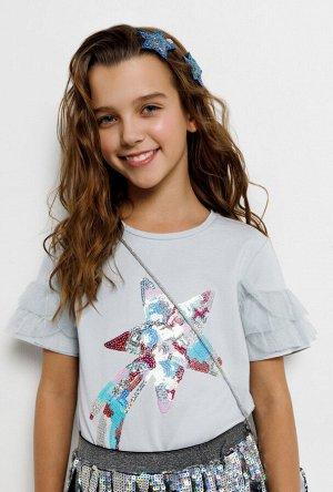 Блузка детская для девочек р.158