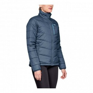 Куртка женская Модель: FC Insulated Jacket Static Blue / Venetian Blue / Venetian Blue Бренд: Un*der Arm*our