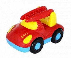 Дружок автомобиль пожарный