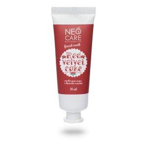 Маска для лица Neo Care Red velvet cake, 30мл